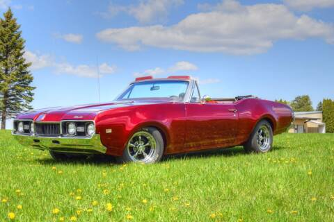 1968 Oldsmobile Cutlass for sale at Hooked On Classics in Watertown MN