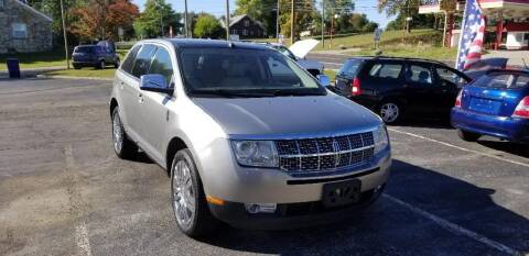 2008 Lincoln MKX for sale at EZ Drive AutoMart in Springfield OH