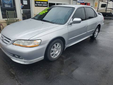 2001 Honda Accord for sale at Bailey Family Auto Sales in Lincoln AR