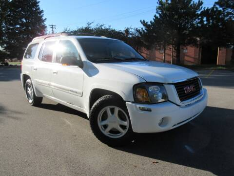 2002 GMC Envoy XL for sale at Perfection Auto Detailing & Wheels in Bloomington IL