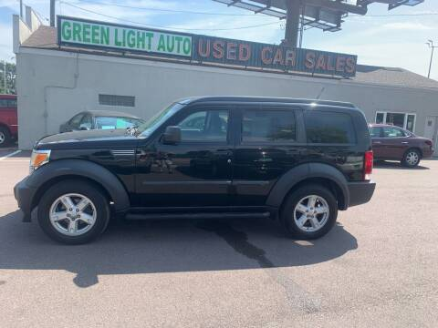 2007 Dodge Nitro for sale at Green Light Auto in Sioux Falls SD
