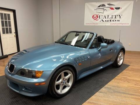 1997 BMW Z3 for sale at Quality Autos in Marietta GA