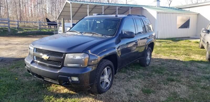 2007 Chevrolet TrailBlazer for sale at NRP Autos in Cherryville NC