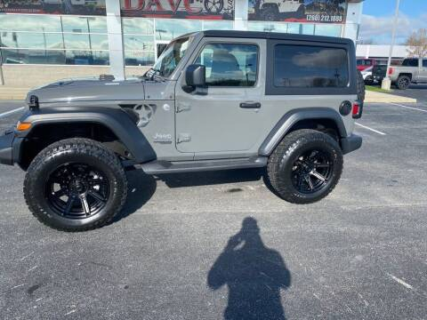 2019 Jeep Wrangler for sale at Davco Auto in Fort Wayne IN