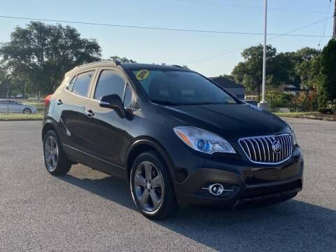 2014 Buick Encore for sale at Betten Baker Preowned Center in Twin Lake MI