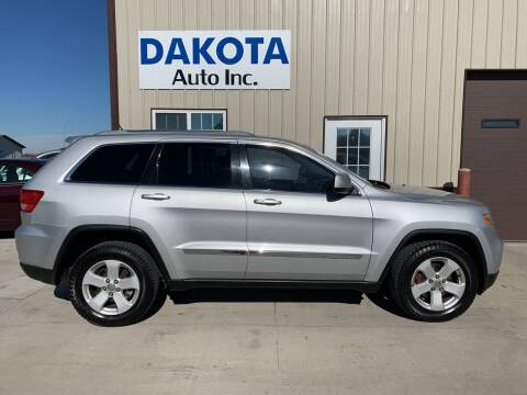 2011 Jeep Grand Cherokee for sale at Dakota Auto Inc. in Dakota City NE