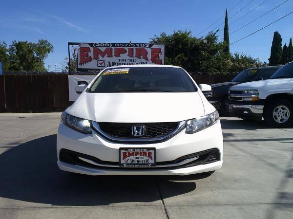 2014 Honda Civic for sale at Empire Auto Sales in Modesto CA