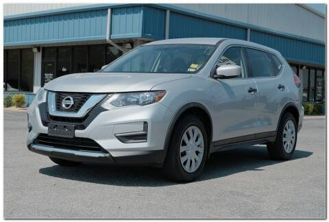 2017 Nissan Rogue for sale at STRICKLAND AUTO GROUP INC in Ahoskie NC
