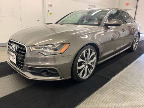 2012 Audi A6 for sale at TOWNE AUTO BROKERS in Virginia Beach VA