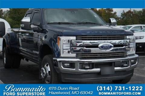 2019 Ford F-350 Super Duty for sale at NICK FARACE AT BOMMARITO FORD in Hazelwood MO