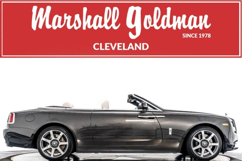 2017 Rolls-Royce Dawn for sale in Cleveland, OH