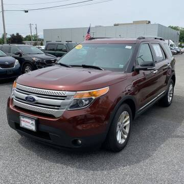 2015 Ford Explorer for sale at JOANKA AUTO SALES in Newark NJ