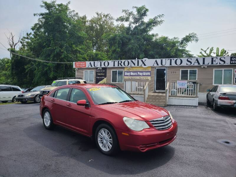 2008 Chrysler Sebring for sale at Auto Tronix in Lexington KY