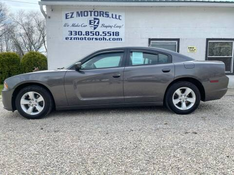 2014 Dodge Charger for sale at EZ Motors in Deerfield OH