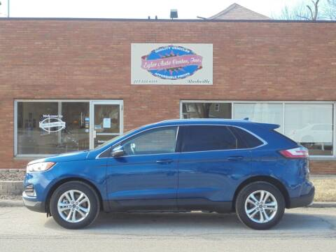 2020 Ford Edge for sale at Eyler Auto Center Inc. in Rushville IL