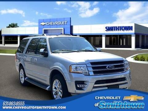 2017 Ford Expedition for sale at CHEVROLET OF SMITHTOWN in Saint James NY