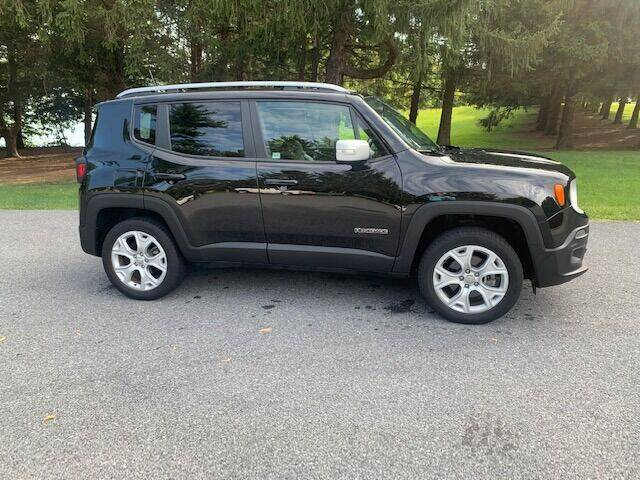2018 Jeep Renegade for sale at Imperial Auto Group, Inc. in Leesport PA