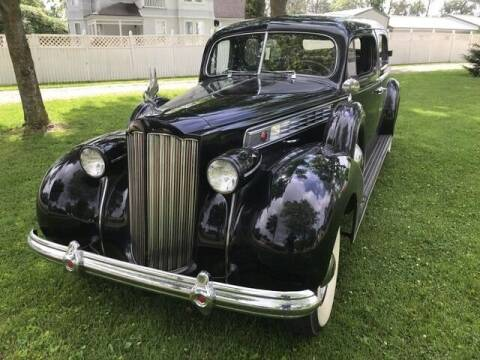 1939 Packard Super Eight Model 1705 for sale at Its Alive Automotive in Saint Louis MO