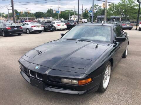 1994 BMW 8 Series for sale at MR Auto Sales Inc. in Eastlake OH