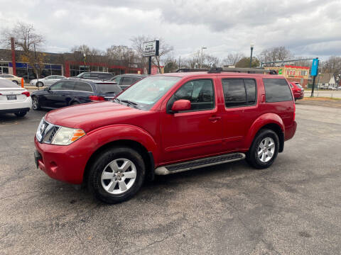 2011 Nissan Pathfinder for sale at BWK of Columbia in Columbia SC