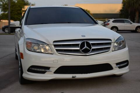2011 Mercedes-Benz C-Class for sale at Monaco Motor Group in Orlando FL