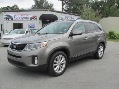 2015 Kia Sorento for sale at Pure 1 Auto in New Bern NC