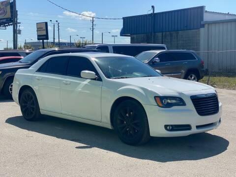 2014 Chrysler 300 for sale at Marvin Motors in Kissimmee FL