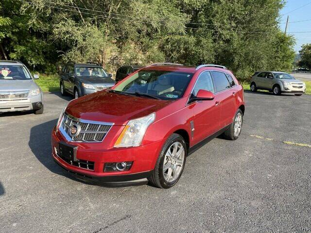 2012 Cadillac SRX for sale at Ryan Brothers Auto Sales Inc in Pottsville PA