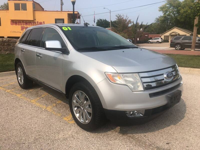 2010 Ford Edge for sale at Midwest Motors 215 Inc. in Bonner Springs KS