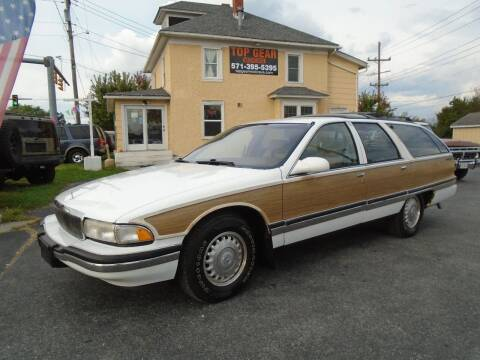 1996 Buick Roadmaster for sale at Top Gear Motors in Winchester VA