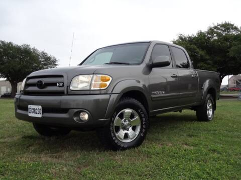 2004 Toyota Tundra for sale at 123 Car 2 Go LLC in Dallas TX