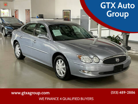 2006 Buick LaCrosse for sale at GTX Auto Group in West Chester OH