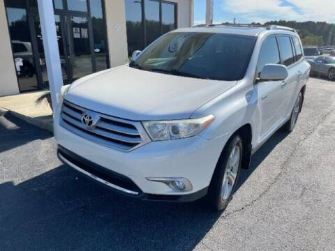 2013 Toyota Highlander for sale at Carolina Auto Credit in Youngsville NC