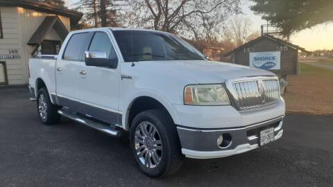 2007 Lincoln Mark LT for sale at Shores Auto in Lakeland Shores MN