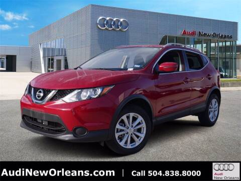 2017 Nissan Rogue Sport for sale at Metairie Preowned Superstore in Metairie LA