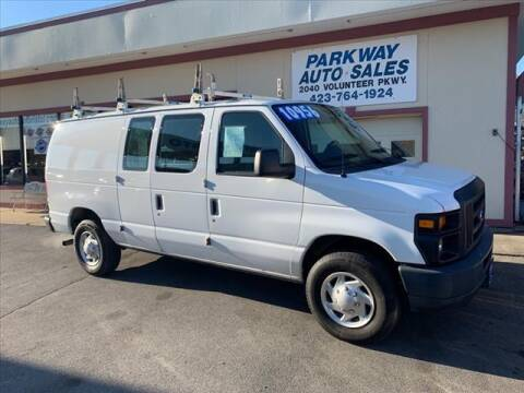 2012 Ford E-Series Cargo for sale at PARKWAY AUTO SALES OF BRISTOL in Bristol TN