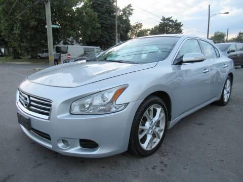 2012 Nissan Maxima for sale at PRESTIGE IMPORT AUTO SALES in Morrisville PA