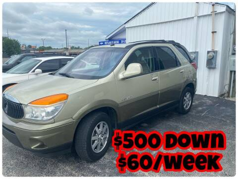 2003 Buick Rendezvous for sale at Augusta Motors Inc in Indianapolis IN