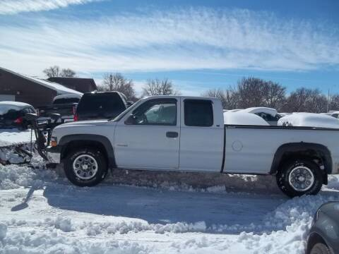 1999 Chevrolet Silverado 1500 for sale at BRETT SPAULDING SALES in Onawa IA