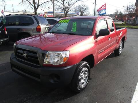 2007 Toyota Tacoma for sale at Oak Hill Auto Sales of Wooster, LLC in Wooster OH