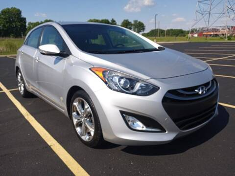 2014 Hyundai Elantra GT for sale at Quality Motors Inc in Indianapolis IN