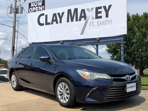 2015 Toyota Camry for sale at Clay Maxey Fort Smith in Fort Smith AR