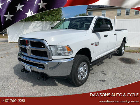 2015 RAM Ram Pickup 3500 for sale at Dawsons Auto & Cycle in Glen Burnie MD