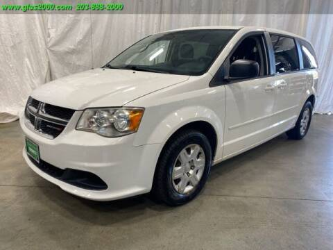 2012 Dodge Grand Caravan for sale at Green Light Auto Sales LLC in Bethany CT