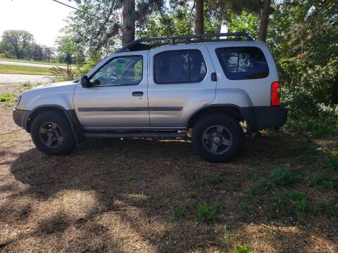 2002 Nissan Xterra for sale at Northwoods Auto & Truck Sales in Machesney Park IL