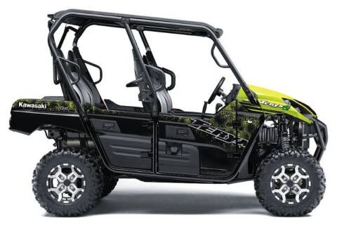 2021 Kawasaki KRT800 TERYX4 for sale at Queen City Motors Inc. in Dickinson ND