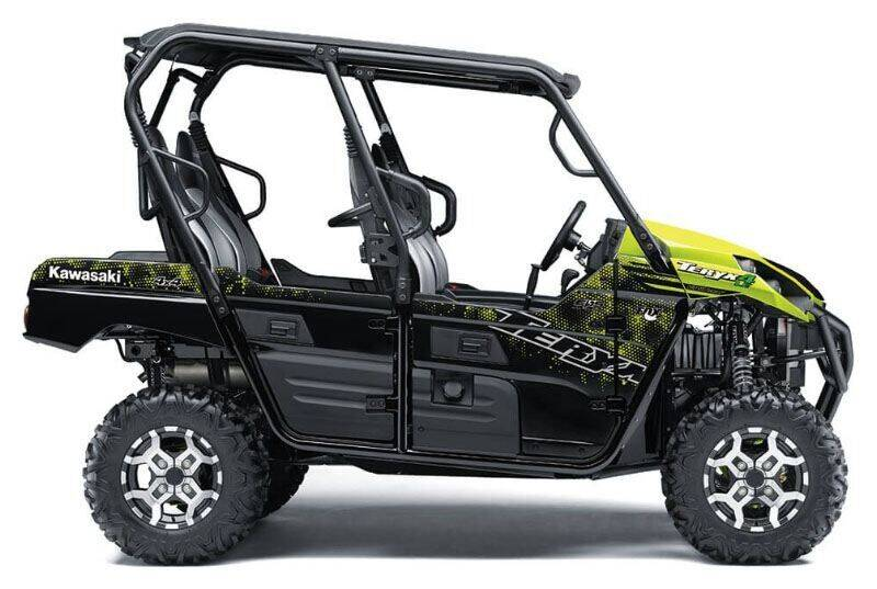 2021 Kawasaki KRT800 TERYX4 for sale at Queen City Motors Inc. in Dickinson ND