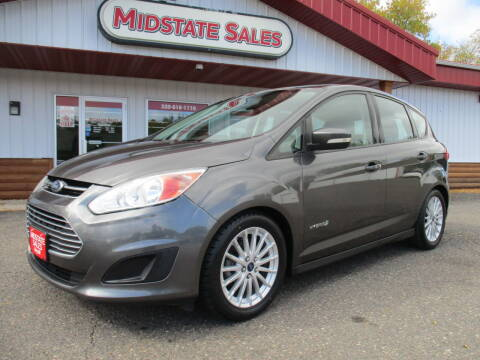 2015 Ford C-MAX Hybrid for sale at Midstate Sales in Foley MN