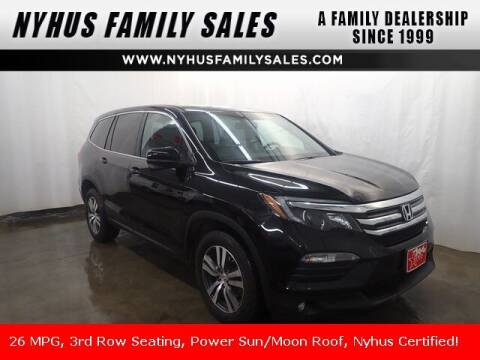 2018 Honda Pilot for sale at Nyhus Family Sales in Perham MN