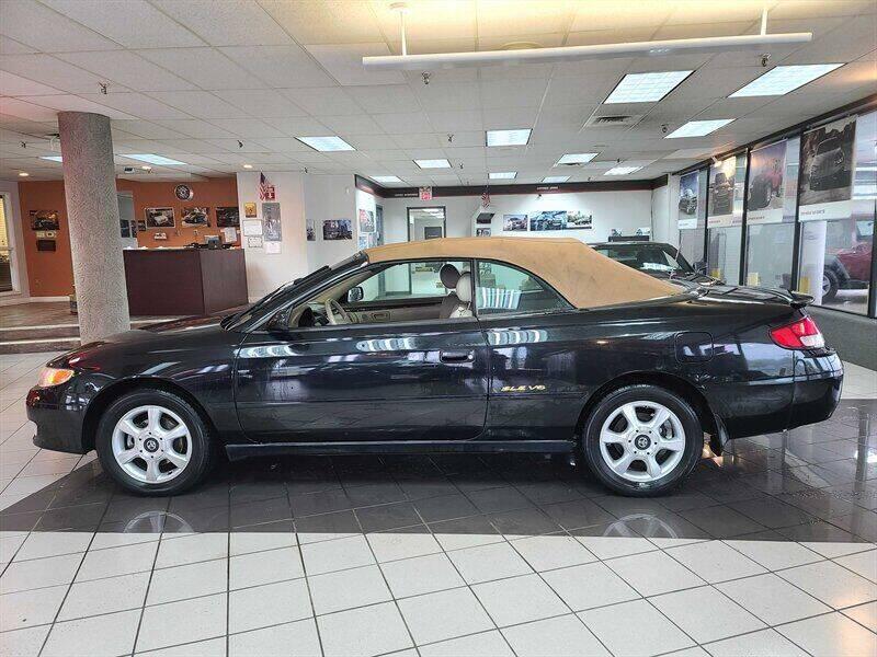 2001 Toyota Camry Solara for sale in Hamilton, OH